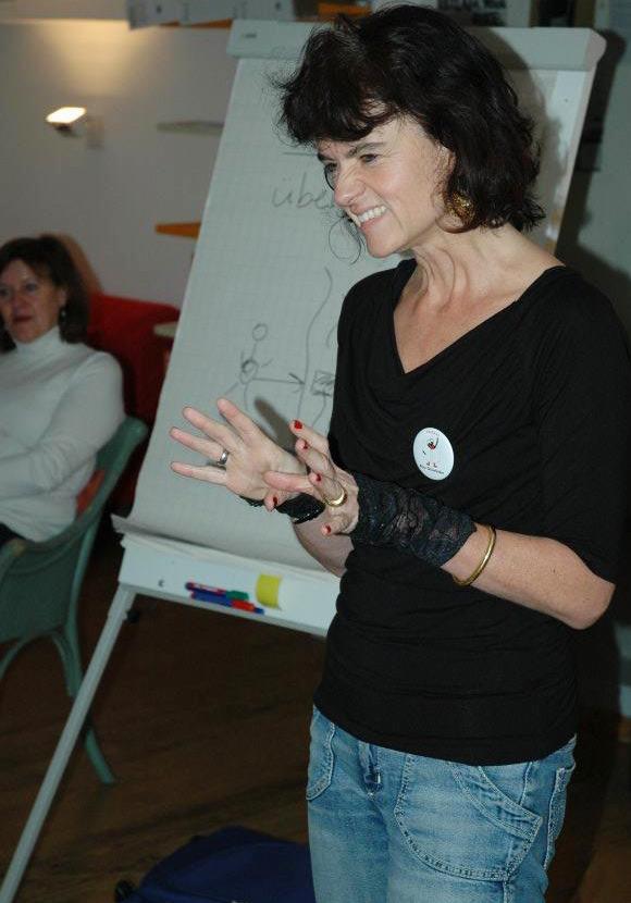 Workshop mit Alice Grünfelder