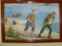 Gemälde aus Museum in Hoi An