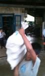 Menschen in Burma