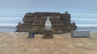 Buddha von Anuradhapura