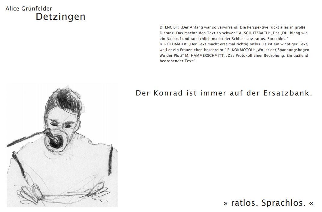 © Hansjörg Straub, Literarisches Forum Oberschwaben, Juli 2021